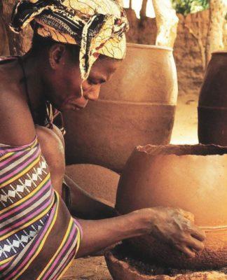 Традиционная керамика Нигерии