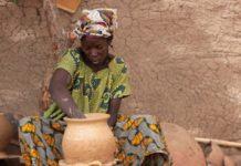 Африканская керамика